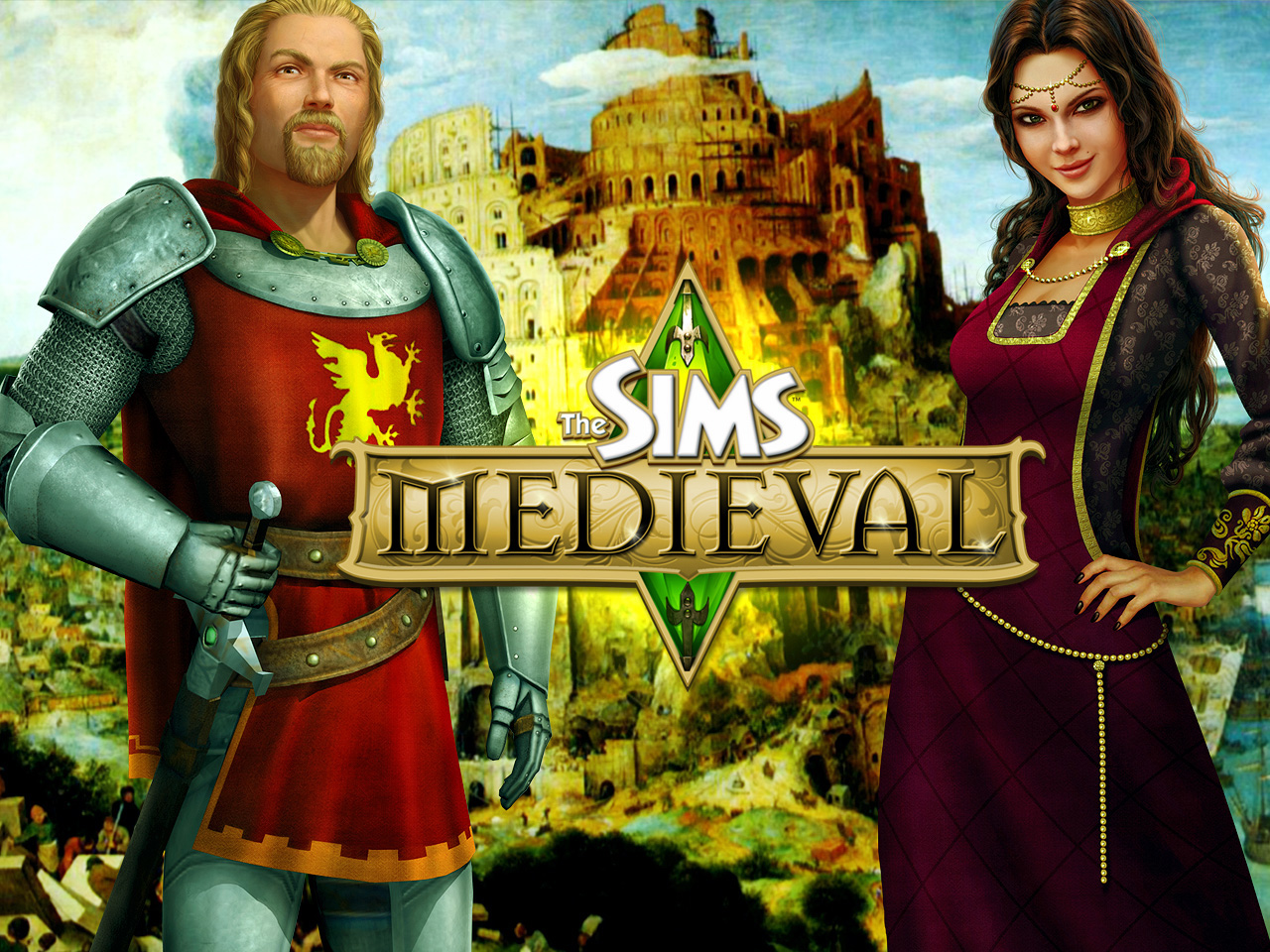 The Sims Medieval Моды
