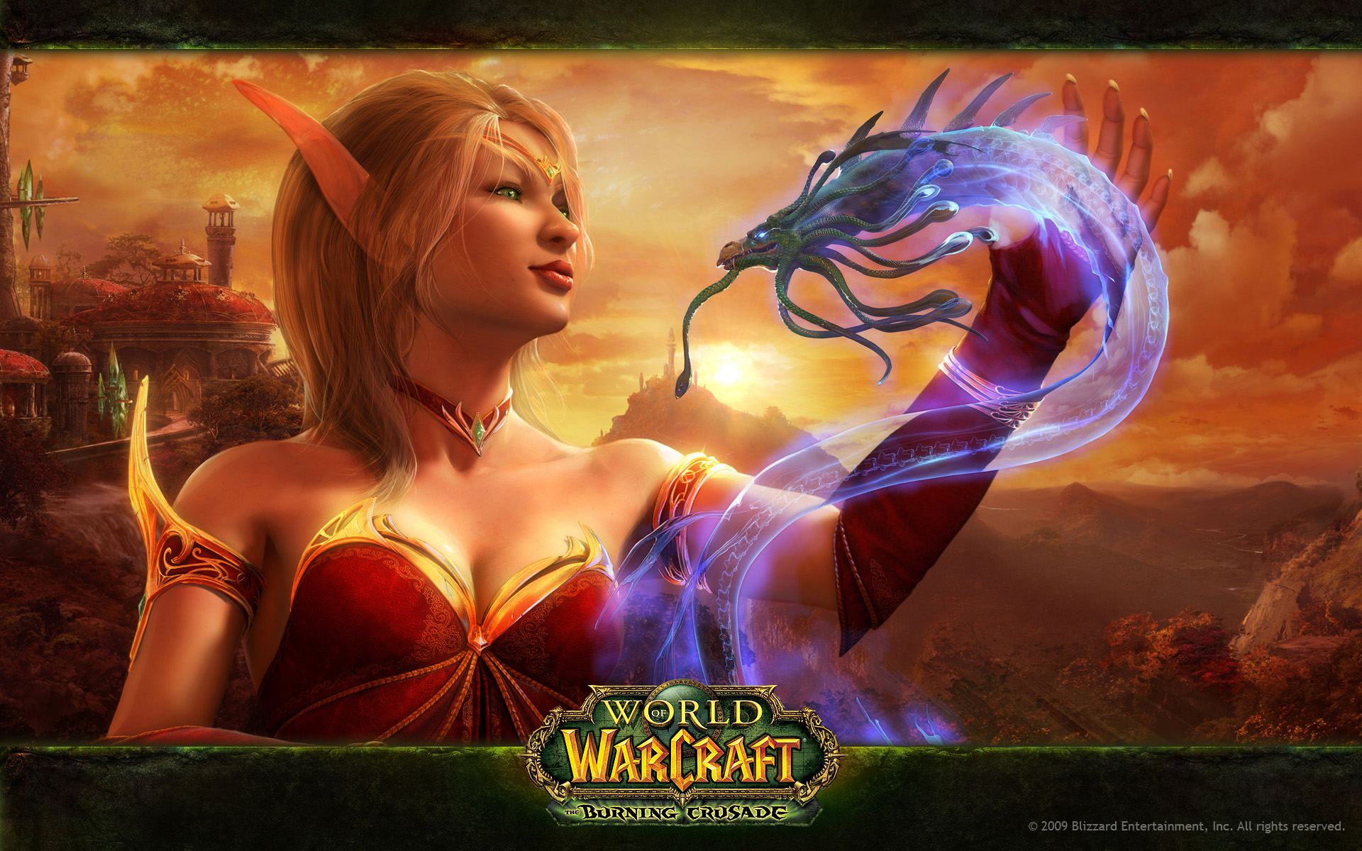World of warcraft blood elf female fucks gallery